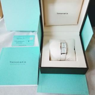 Tiffany & Co. - 美品定価29万。Tiffany & Co ティファニー Gemea 腕時計