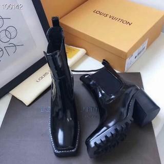 ルイヴィトン(LOUIS VUITTON)のLOUIS VUITTON   ブーツ  22.5cm-25cm (ブーツ)