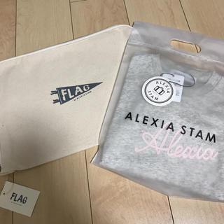 アリシアスタン(ALEXIA STAM)のFLAG by ALEXIA STAM ★ Happy Bag(Tシャツ(半袖/袖なし))