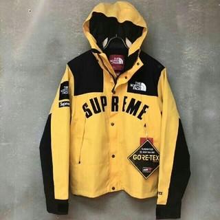 THE NORTH FACE - SupremeTNF ArcLogo yellow XL