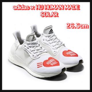 アディダス(adidas)の【26.5】SOLAR HU HUMAN MADE(スニーカー)