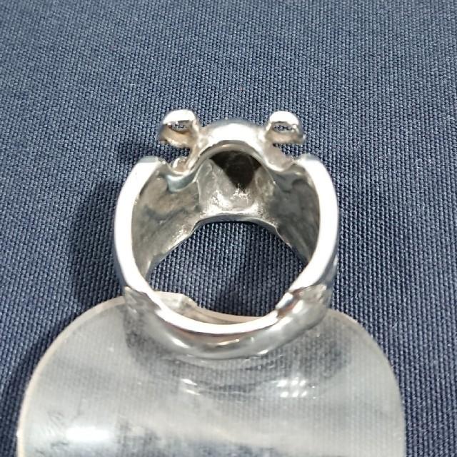 ピストンスカルリング#14 メンズのアクセサリー(リング(指輪))の商品写真