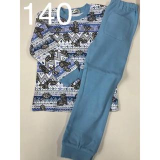 パジャマ 140 新品未使用
