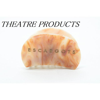 THEATRE PRODUCTS - 【S117】THEATRE PRODUCTS マーブル ヘアークリップ