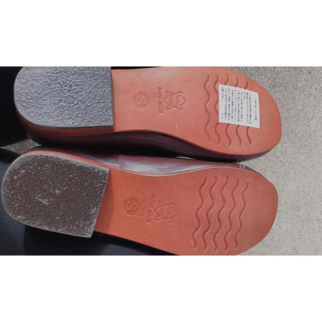 and it_(アンドイット)のDiu レースカットレザーブーツ Sサイズ 新品未使用 本革 定価¥18800 レディースの靴/シューズ(ブーツ)の商品写真