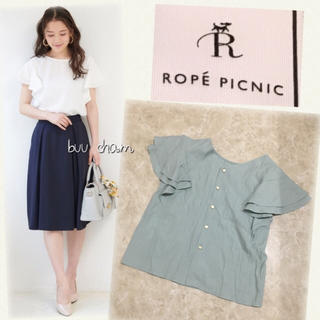 Rope' Picnic - ROPE PICNIC♡2WAYフレア袖ブラウス