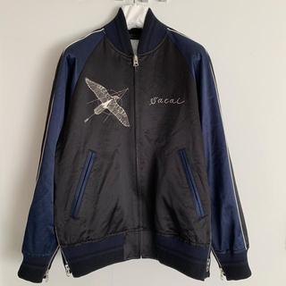 サカイ(sacai)のsacai×DR.WOO スーベニアジャケット 3 新品(スカジャン)