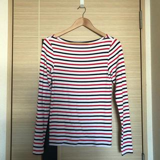 ギャップ(GAP)のGAP ボーダー(Tシャツ(長袖/七分))
