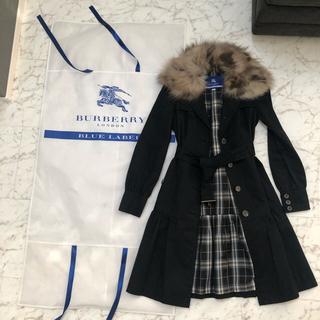 BURBERRY BLUE LABEL - BURBERRY コート