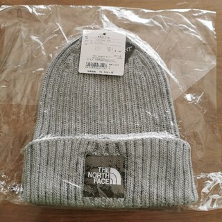 THE NORTH FACE - 新品ニット帽 グレー