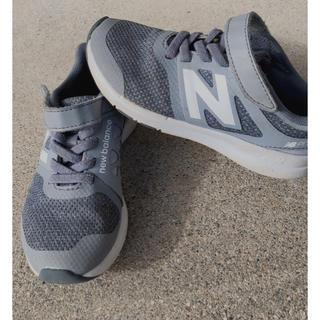 New Balance - ニューバランス 17.5㎝ キッズ スニーカー マジックテープ