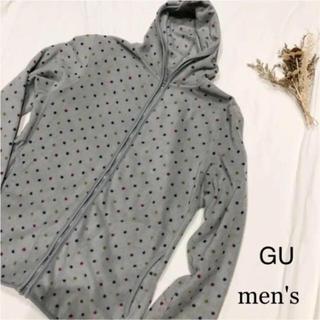 ジーユー(GU)のGUフリースパーカー 1000→900円値下げ(パーカー)