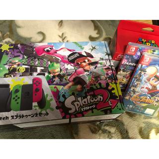 Nintendo Switch - Nintendo Switch +コントローラー セット