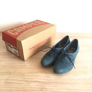 カンペール(CAMPER)のCAMPERカンペール/36/23cm/レザーシューズ/革靴/パンプス(ハイヒール/パンプス)