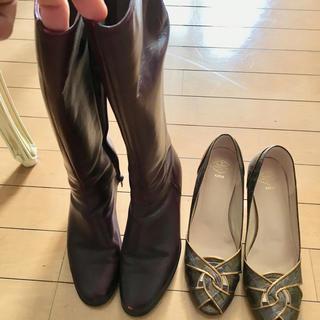 ブーツとヒール(ブーツ)