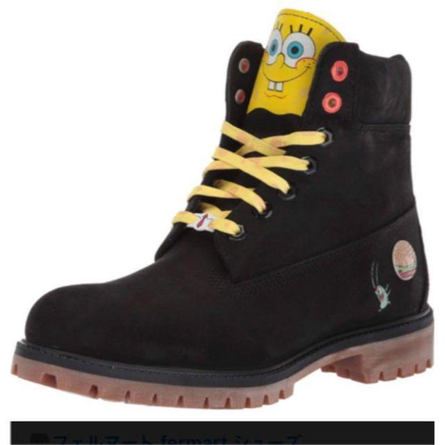 Timberland(ティンバーランド)のfumi様。。。 ティンバーランド SPONGEBOB 6 PREMIUM メンズの靴/シューズ(ブーツ)の商品写真