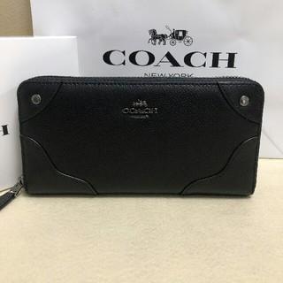 COACH - 最新モデル 超人気 COACH 長財布  52645