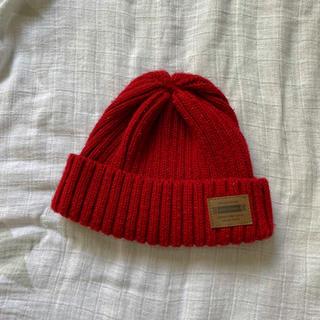 しまむら - ニット帽 キッズ 48〜50cm