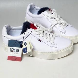 トミーヒルフィガー(TOMMY HILFIGER)のトミージーンズ トミーヒルフィガー スニーカー 靴(スニーカー)