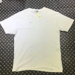 ヴェトモン インサイドアウト オーバーサイズ  Tシャツ S ホワイト 男女兼用