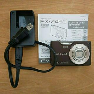 CASIO - CASIO EXILIM デジタルカメラ EX-Z450