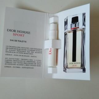 クリスチャンディオール(Christian Dior)の◆クリスチャンディオール◆オムスポーツ(香水(男性用))