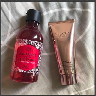 ヴィクトリアズシークレット(Victoria's Secret)のBody Shop + Victoria's Secret ボディージェル(ボディソープ / 石鹸)