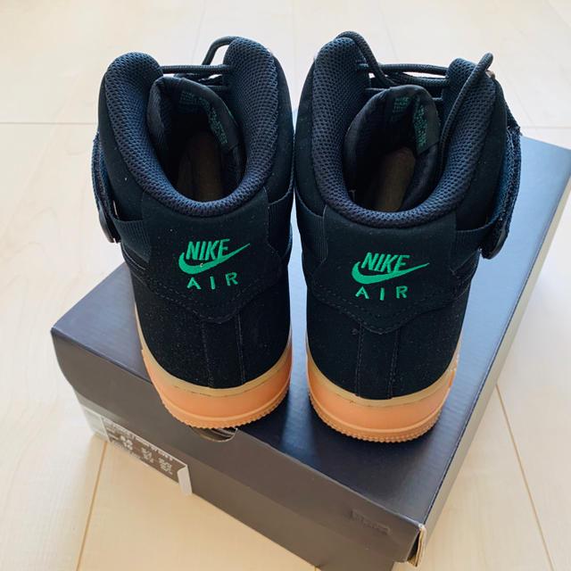 NIKE(ナイキ)のNIKE エアフォース  1 HIGH '07 LV8 3 カモフラージュ 迷彩 メンズの靴/シューズ(スニーカー)の商品写真