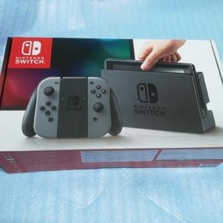 任天堂 - Nintendo Switch Joy-Con グレー 任天堂 スイッチ