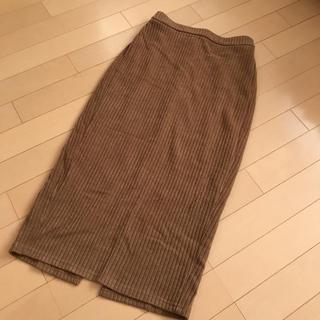 GU - ジーユー タイトスカート