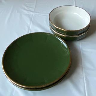 アフタヌーンティー(AfternoonTea)のAPILCO (アピルコ) プレート&深皿セット(食器)