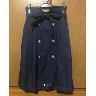 しまむら - しまむら トレンチスカート Lサイズ