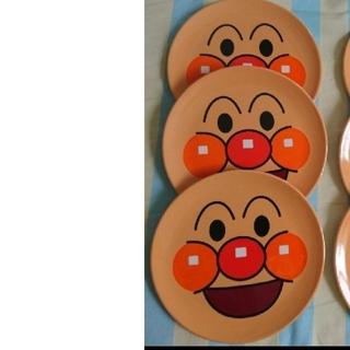 アンパンマン - アンパンマンお皿3枚セット
