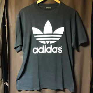 adidas - 90's adidas アディダス Tシャツ 古着