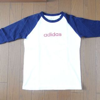 アディダス(adidas)のアディダス 長袖Tシャツ Lサイズ(Tシャツ(長袖/七分))