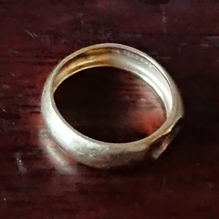 ティファニー(Tiffany & Co.)のk18ティファニーリング(リング(指輪))