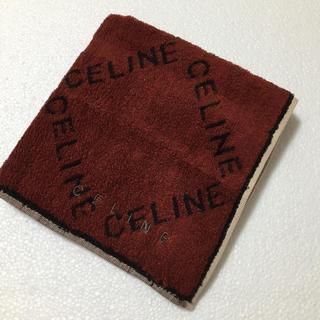セリーヌ(celine)の⭐️再値下げ⭐️新品⭐️セリーヌ タオルハンカチ(ハンカチ)
