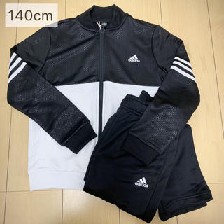 adidas - ✔︎即日発送【 adidas 140cm セットアップジャージ × Tシャツ 】
