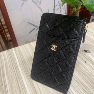 CHANEL - 人気!CHANEL携帯電話バッグ 長財布