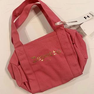 レペット(repetto)のrepetto レペット バッグ ミニボストン ピンク新品送料込(ハンドバッグ)