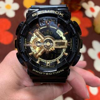 カシオ(CASIO)のG-SHOCK BLACK GOLD 黒金(腕時計(デジタル))