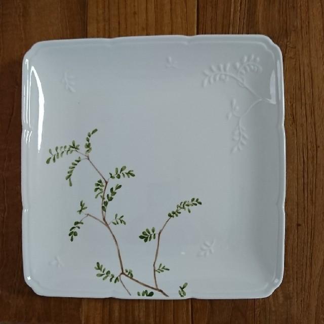 NARUMI(ナルミ)のお皿(角皿)セット インテリア/住まい/日用品のキッチン/食器(食器)の商品写真