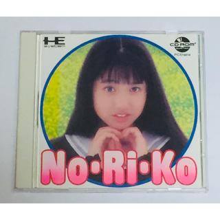 エヌイーシー(NEC)のPC-Engine No-Ri-Ko(家庭用ゲームソフト)