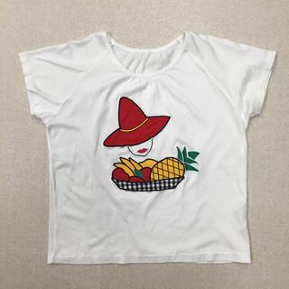 イヴサンローランボーテ(Yves Saint Laurent Beaute)のYSL Tシャツ(Tシャツ(半袖/袖なし))