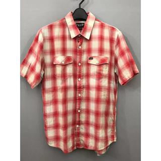 ボルコム(volcom)のボルコム volcom 半袖 シャツ メンズ XSサイズ チェック ファッション(シャツ)