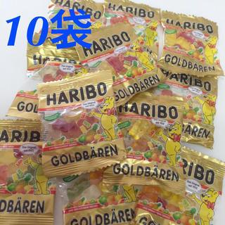 10袋★ミニ ハリボー グミ コストコ(その他)