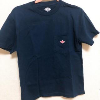 DANTON - ダントン ネイビーTシャツ