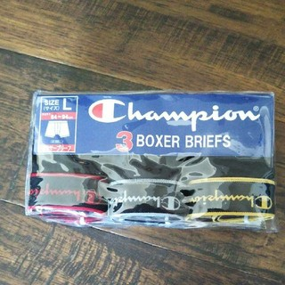 チャンピオン(Champion)のボクサーブリーフ メンズ Lサイズ(ボクサーパンツ)