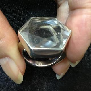水晶のリングSV 925(リング(指輪))
