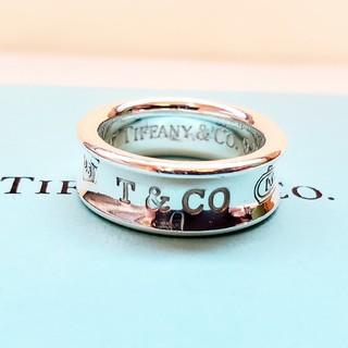ティファニー(Tiffany & Co.)の正規品 ティファニーリング 1837 ナローリング 8.5号(リング(指輪))